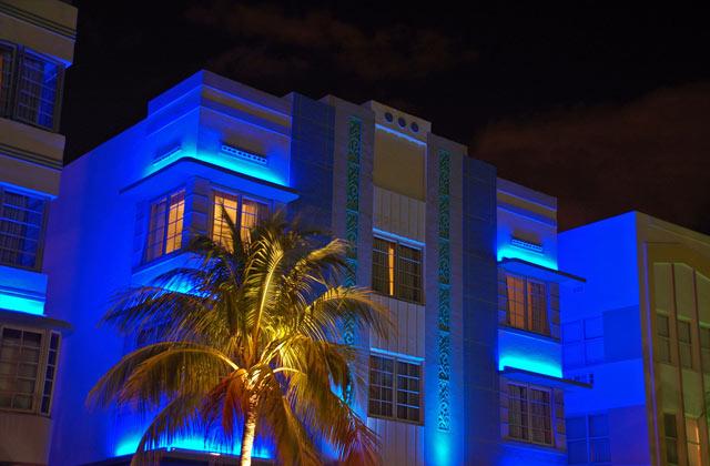 Art Deco Architecture, Miami