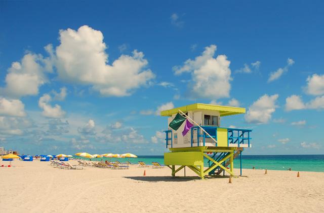 Lifeguard Tower, Miami