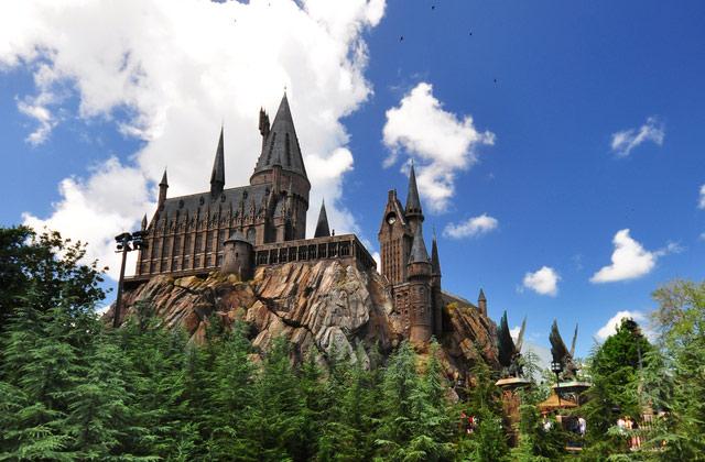 Hogwarts Castle, Universal Studios, Orlando