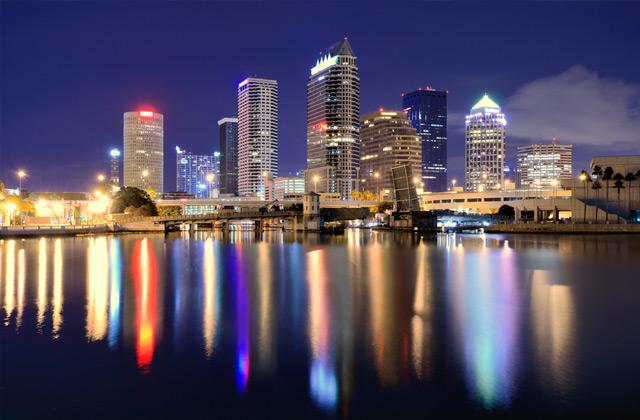 Skyline, Tampa