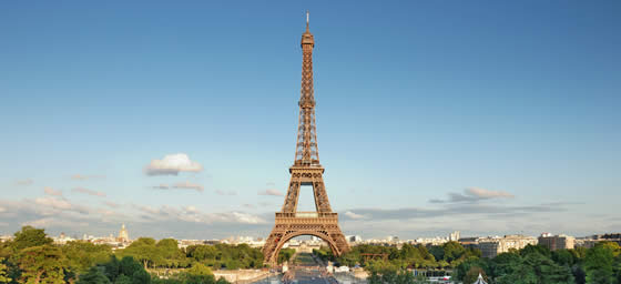 Holidays in France: Eiffel Tower, Paris