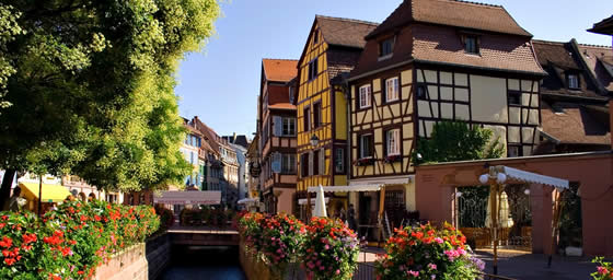 France: Traditional Street