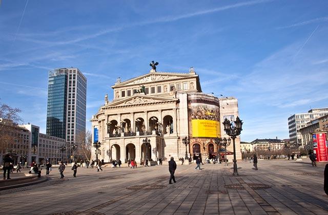 The Alte Oper