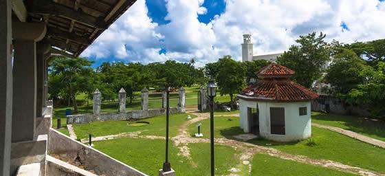 Guam: Plaza