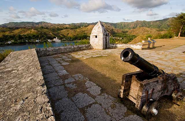 Historic Fort, Guam