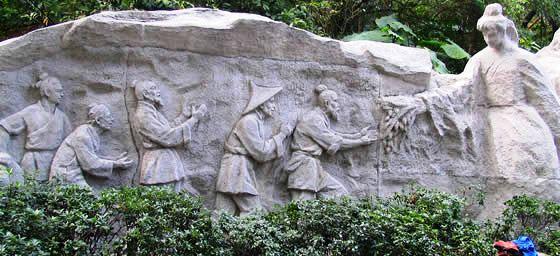 Guangzhou: Yuexiu Park Monument