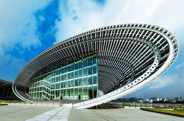 Guangzhou International Convention & Exhibition Centre, Guangzhou