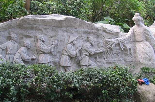 Monument, Yuexiu Park, Guangzhou