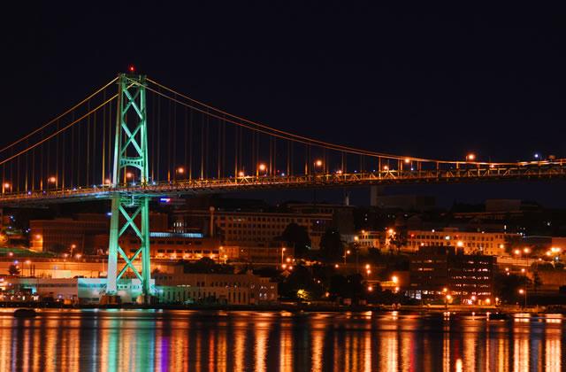 The Angus L. Macdonald Bridge