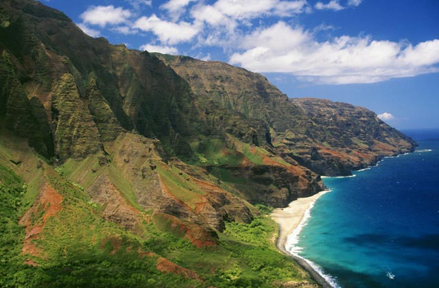 Coastline, Hawaii