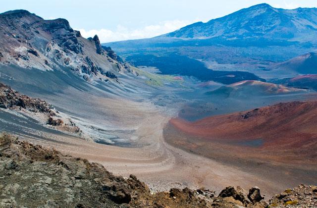 Haleakala Crater, Maui | by Flight Centre's Anna Shannon