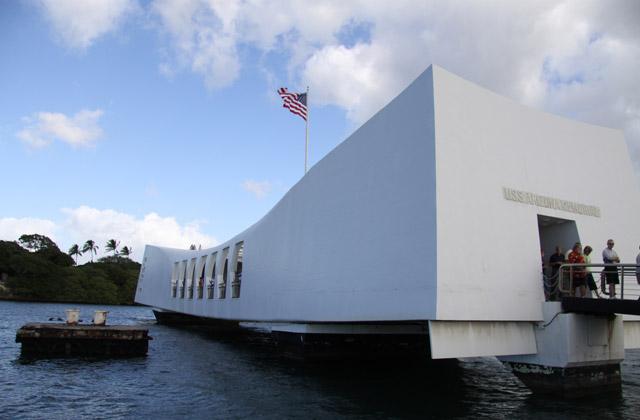 Pearl Harbour Memorial | by Flight Centre's Stephen Bullock