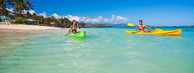 Things to do in Hawaii - Kayaking