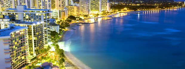 Where to stay in Hawaii - Waikiki