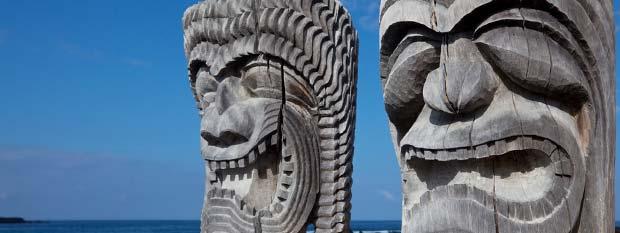 Hawaiian tourism, Tiki