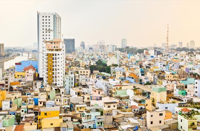Ho Chi Minh City Neighbourhood