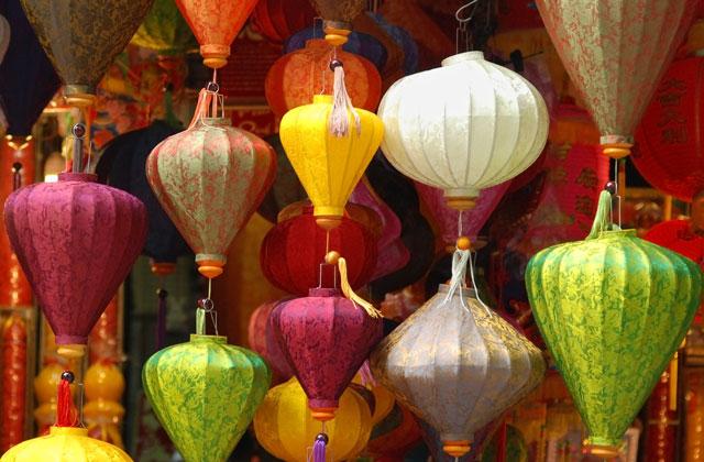 Vietnamese Lanterns For Sale