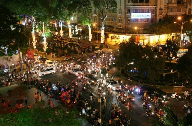 New Year Celebrations | by Flight Centre's Kim Bui