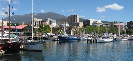Hobart: Harbour