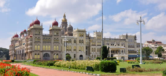 India: Mysore Palace