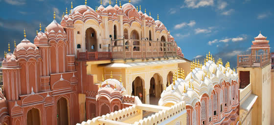 India: Palace of Winds