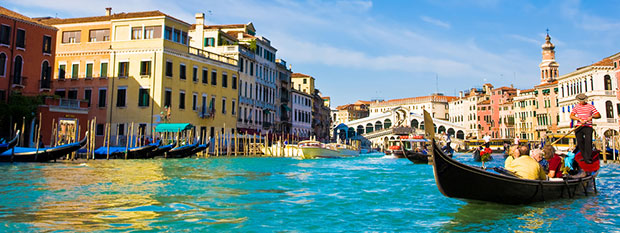 Travel Italy | Grand Canal