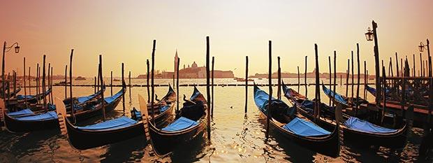 Travel Italy | Gondolas