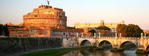 Italy Travel | Ponte Sant'Angelo