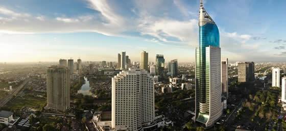 Jakarta: City Skyline