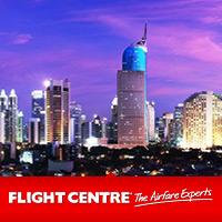 Cheap Jakarta Flights | Book cheap flights to Jakarta | Flight Centre