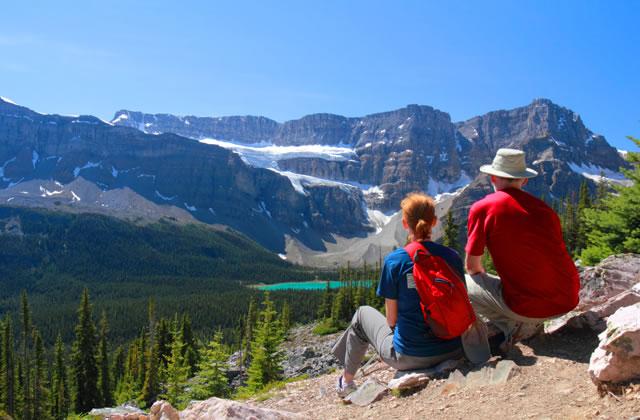 Enjoy the hiking