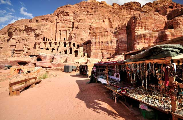 Souvenirs For Sale, Petra