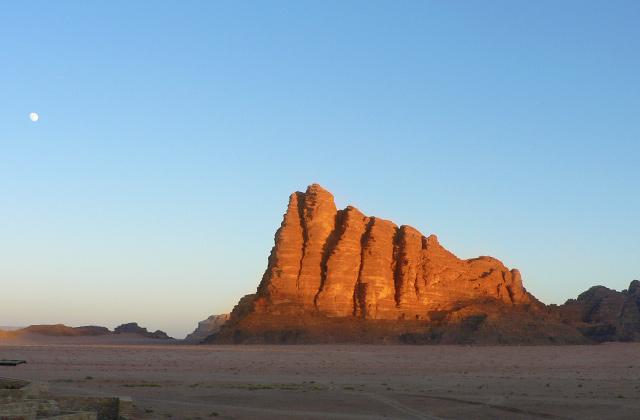 The 7 Pillars of Wisdom, Wadi Rum | by Flight Centre's Kylie Schreiber