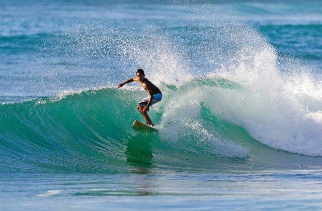 Surf's up in Kauai!