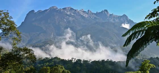 Kota Kinabalu: Mount Kinabalu