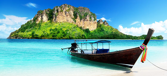 Krabi: Long-tail Boat