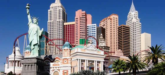 Las Vegas Holidays: New York New York Hotel & Casino