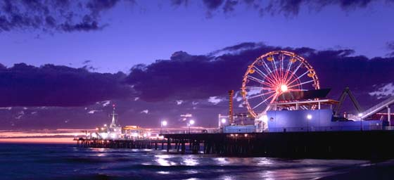 Los Angeles: There's always something fun to do at Santa Monica Pier