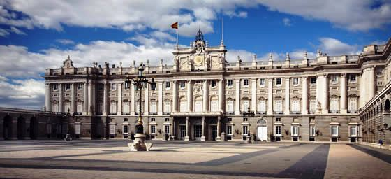 Madrid: Royal Palace