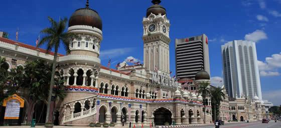 Malaysia: Kuala Lumpur City Centre