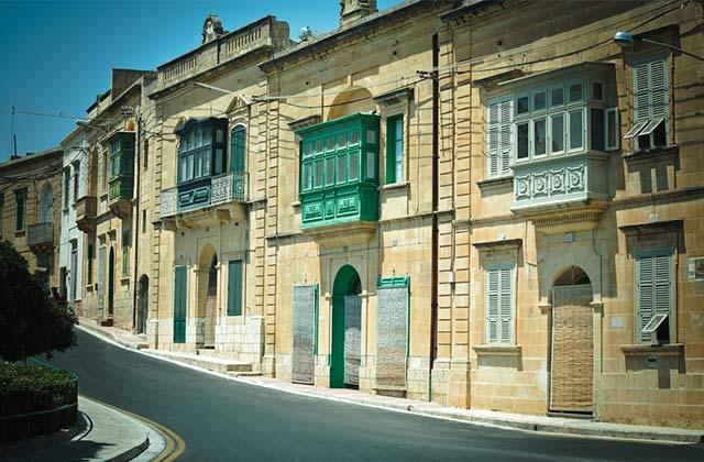 Traditional Architecture, Malta