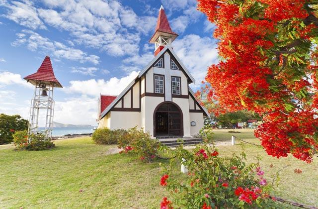 Eglise de Cap Malheureux Coin de Mire, Paradise Cove