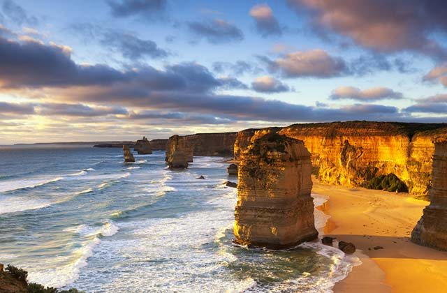 The Twelve Apostles, a day trip from Melbourne
