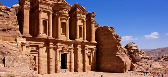 Middle East: Petra