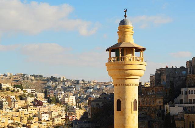 Minaret, Salt, Jordan