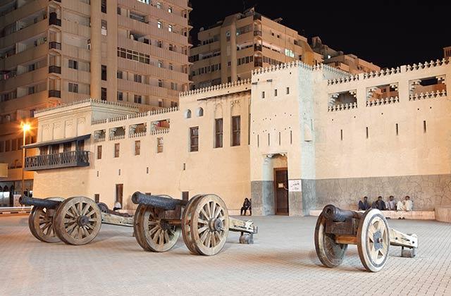 Al Hisn Fort, Sharjah, United Arab Emirates