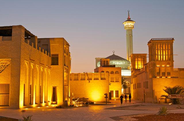 Al Bastakiya, Dubai, United Arab Emirates
