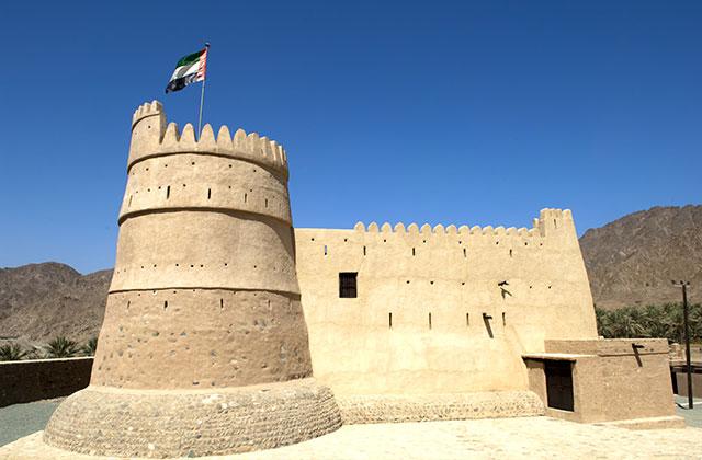 Bithnah Fort, Fujairah, United Arab Emirates