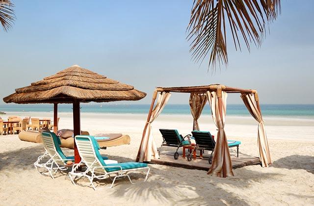 Relax on the Beach, Ajman, United Arab Emirates