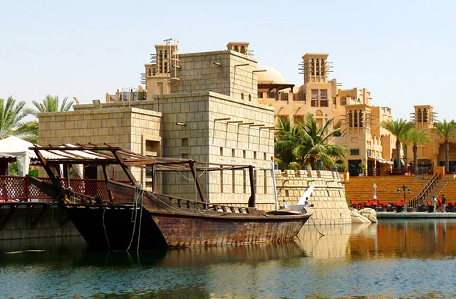 The Madinat Jumeirah Resort, Dubai, United Arab Emirates